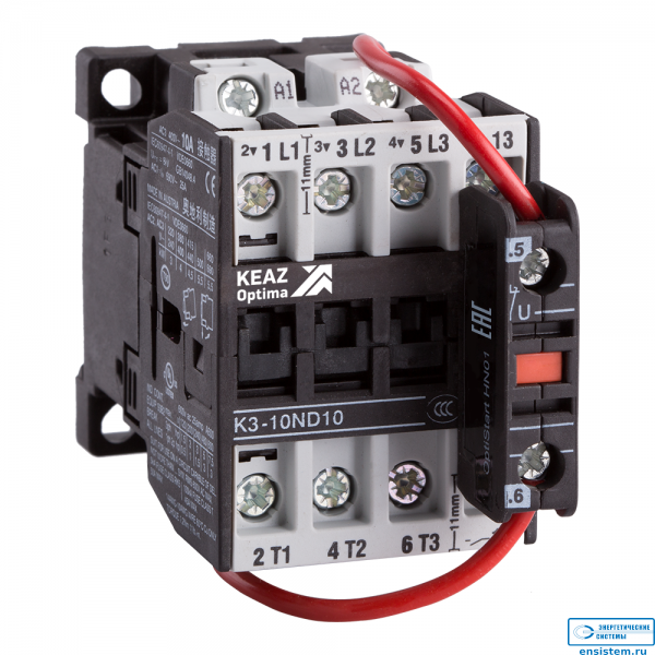 Контактор OptiStart K3-22ND10=24DC